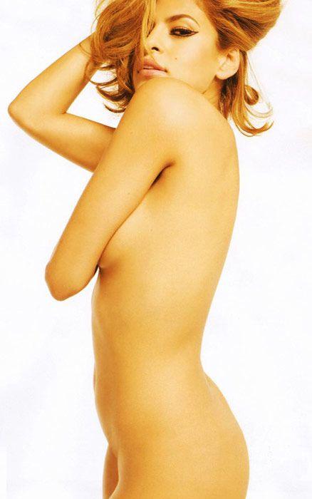 Eva Mendes Vogue'a soyundu - 52